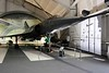 Dassault Mirage IVA AH, Musee de l'Air et de l'Espace, Le Bourget, Paris, 6 February 2015.