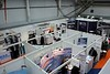 Careers exhibition, Musee de l'Air et de l'Espace, Le Bourget, Paris, 6 February 2015.