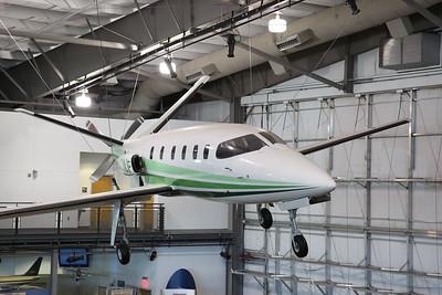 Learavia Lear Fan 2100, N21LF - 09/03/19