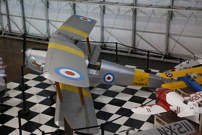 De Havilland DH.82H Tiger Moth, DE664 - 09/03/19