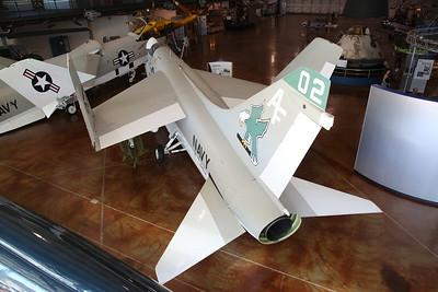 ex-USN LTV A-7B Corsair, 154502 - 09/03/19