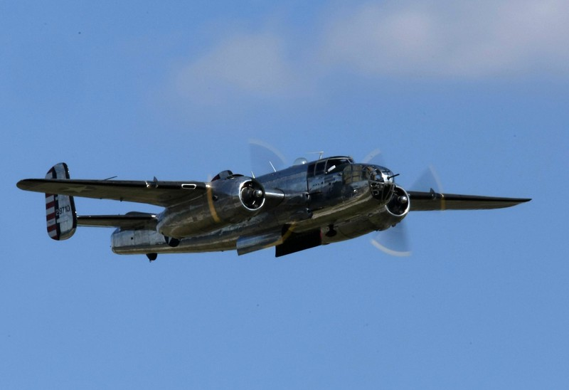 B-25 Mitchell Pacific Prowler