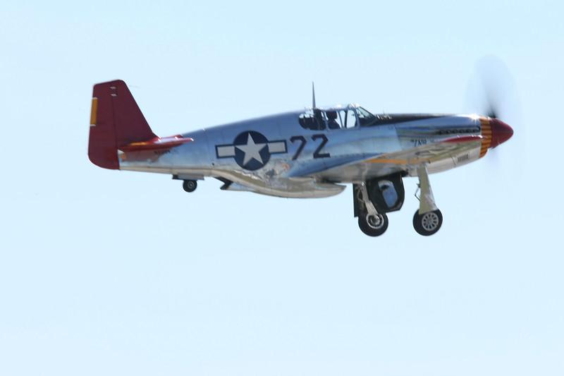 """"""" INA The MACON BELLE """"    <br /> P-51 Mustang 42-103831 Type: P-51C-10NT<br /> Serial #: 42-103831<br /> Registry: N1204<br /> Owner: Kermit Weeks<br /> Base: Tamiami FL<br /> Status: Flying"""