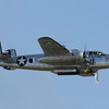 The North American B-25 Mitchell (NA-62) was an American twin-engined medium bomber manufactured by North American Aviation. Pacific Prowler