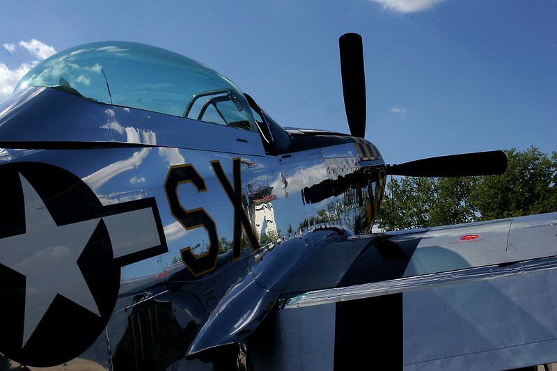 """ Little Witch ""    <br /> P-51 Mustang 44-74497 	Type: 	P-51D-30NA<br /> Serial #: 	44-74497<br /> Registry: 	N6320T<br /> Owner: 	Bob Jepson<br /> Base: 	Savannah GA<br /> Status: 	Flying"