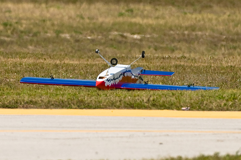 Gathering of the Giants - R/C Aircraft show at Cape Coral by R/Seahawks