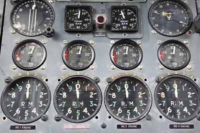 Inside Avro Shackleton MR3/3, WR982 / J - 19/02/17.