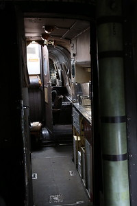 Inside Avro Shackleton MR3/3, WR982 / J - 19/02/17.