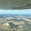 Pete Flying with me back from Breckenridge, Texas