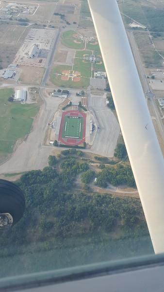 Gordon Wood Stadium, Brownwood Texas