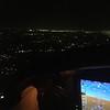 Night flying is amazing