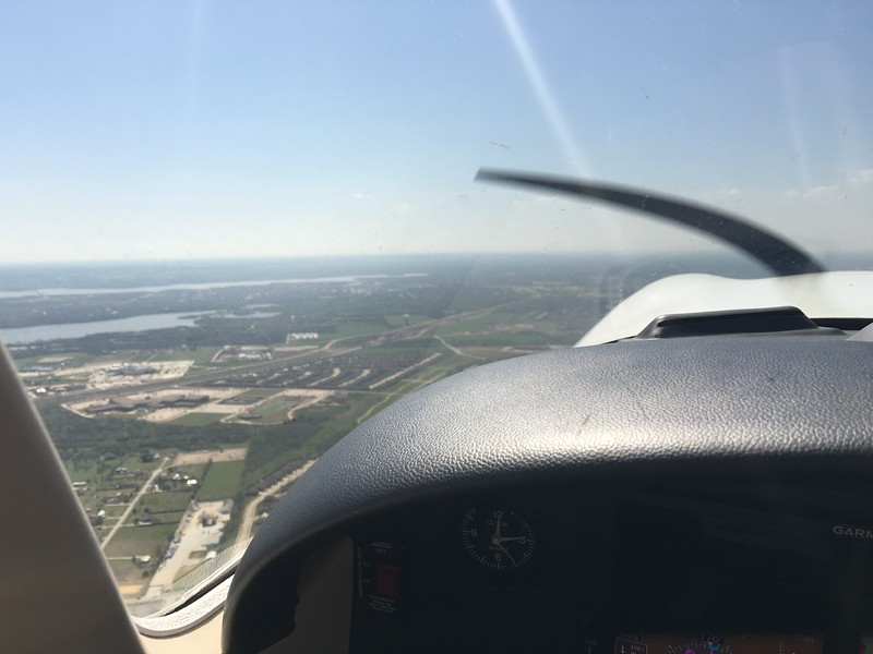 First Flight with ATP