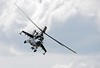 Czech AF Mil Mi-35 3368, ILA airshow, Berlin Schonefeld, 3 June 2016