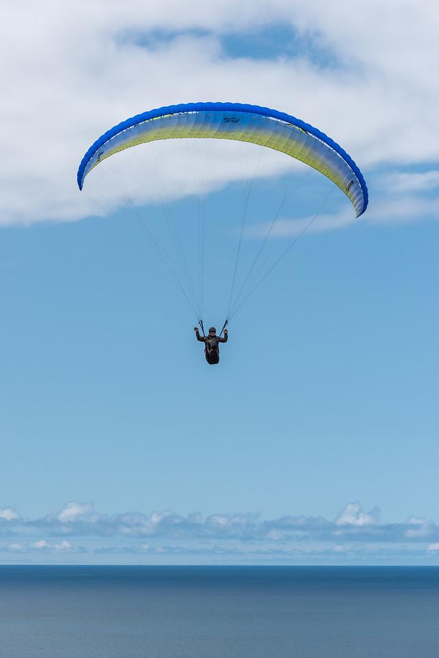 Goat Rock Paragliding