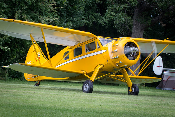 Grassroots Aviators Fly-In 2014