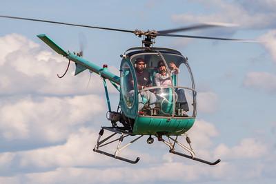 Chopper Flyby