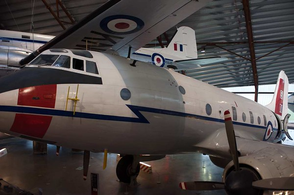 Handley Page Hastings T5 TG511, RAF Museum, Cosford, 14 December 2012 2.