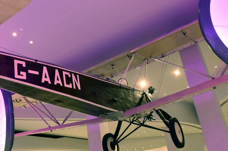 Handley Page HP 39 G-AACN 'Gungunc', Science Museum (Winton Gallery), London, 11 September 2018 4.