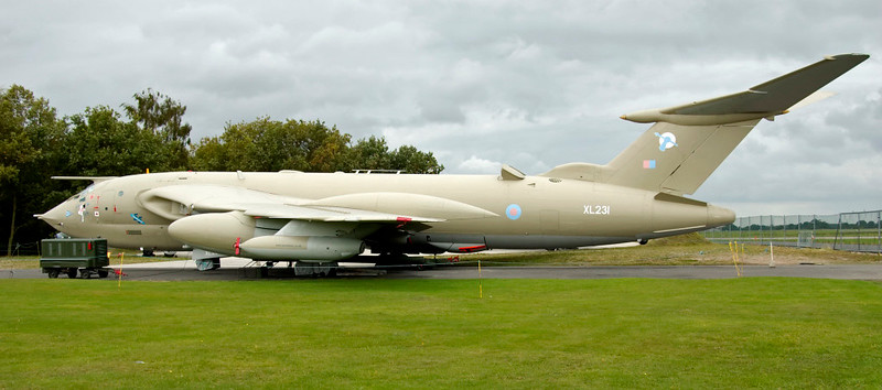 Handley Page Victor K2 XL231 Lusty Lindy, Yorkshire Air Museum, Elvington, 28 September 2007 4.