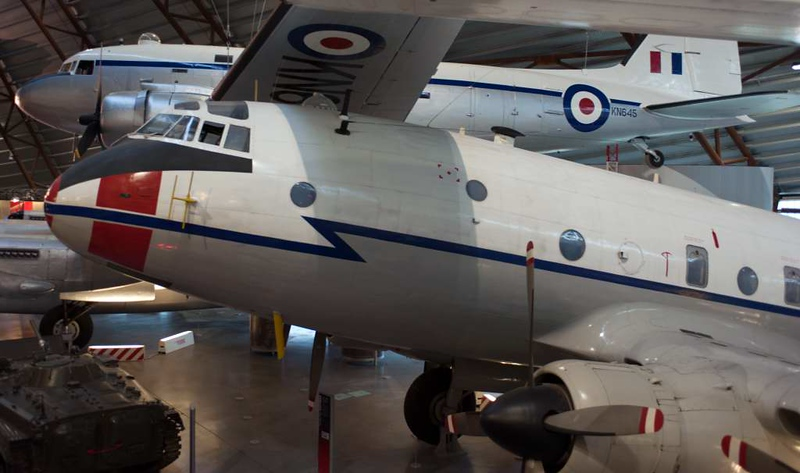Handley Page Hastings T5 TG511, RAF Museum, Cosford, 14 December 2012 3.