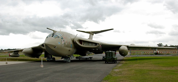 Handley Page Victor K2 XL231 Lusty Lindy, Yorkshire Air Museum, Elvington, 28 September 2007 3.