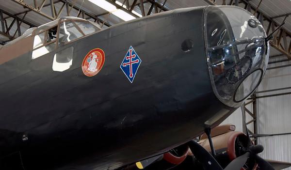 Handley Page Halifax II, Yorkshire Air Museum, Elvington, 28 September 2007 3.