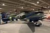 Hawker Typhoon 1b 18T / MN235, Royal Air Force Museum, Hendon, 11 June 2019 1.