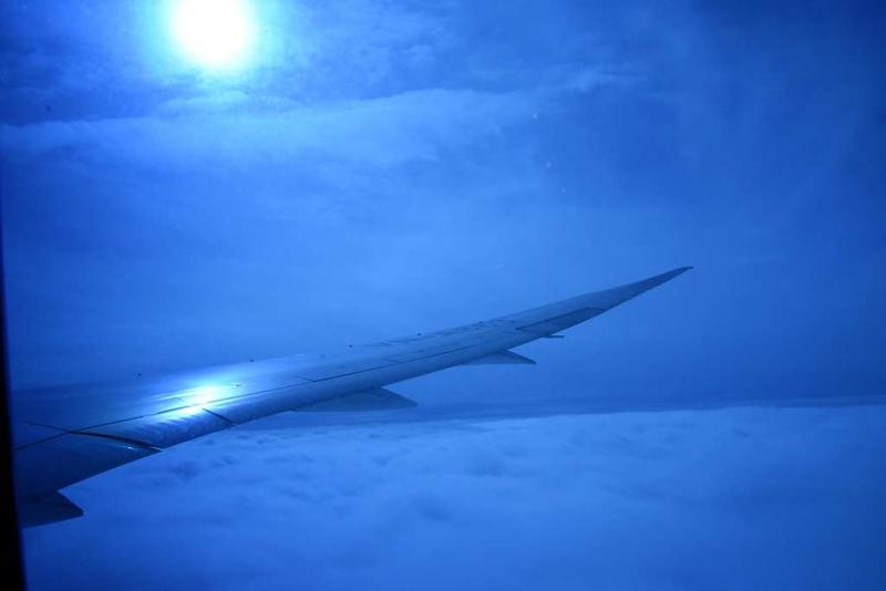 Vietnam Airlines Flight 054, Boeing 787-9 VN-A863, Fri 2 March 2018 - 1117.