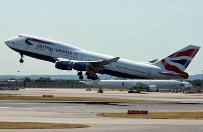Heathrow airport, 2015