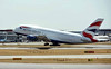 British Airways Airbus A380-800 G-XLEG, Heathrow airport, Fri 3 July 2015 - 1127.  Photographed from inside terminal 3.