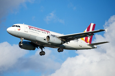 DAGWP A319 Germanwings
