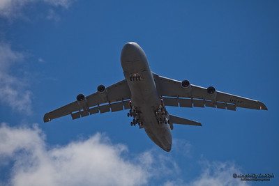 C-5 Galaxy. The Lockheed C-5 Galaxy is a large military transport aircraft built by Lockheed.