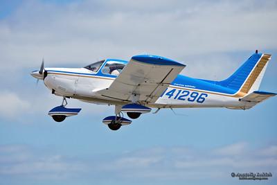 1974 Piper PA-28-235 C/N 28-7410055, N41296