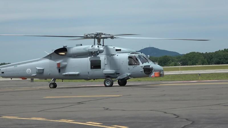 Royal Saudi Naval Force, MH-60R Seahawk