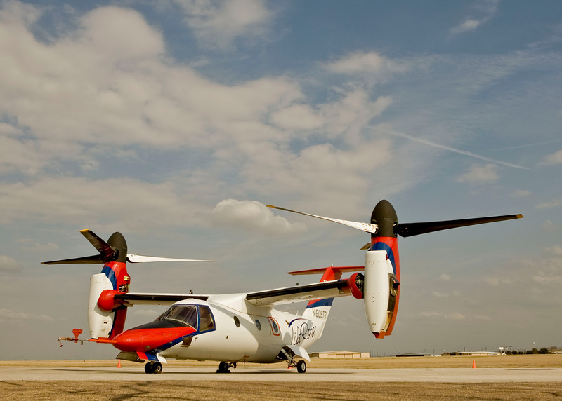 Bell Helicopter Tilt Rotor - ISAP Event Feb 2008