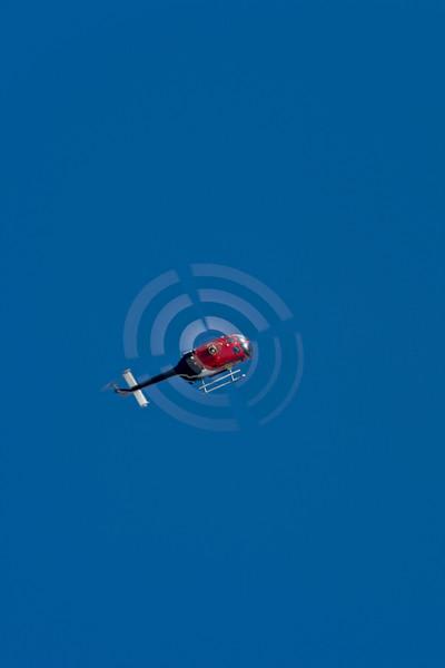 Red Bull Helicoptor at Oshkosh AirVenture 08