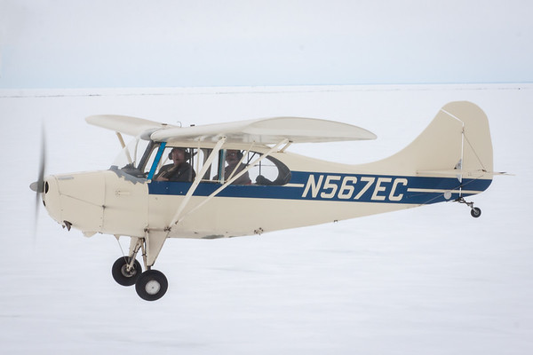 Winter Seaplane
