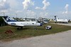 Aeropark Museum, Ferenc Liszt international airport, Budapest, 12 May 2018 2.  Prominent are Yak-40 HA-YLR & Tu-154  HA-LCG.
