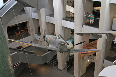 Imperial War Museum, London, 5th July 2016