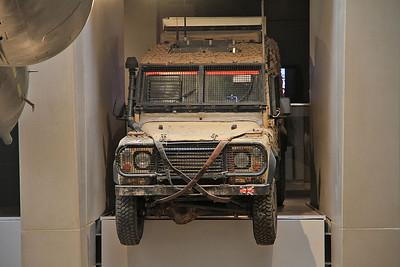 Snatch Land Rover - 05/07/16.