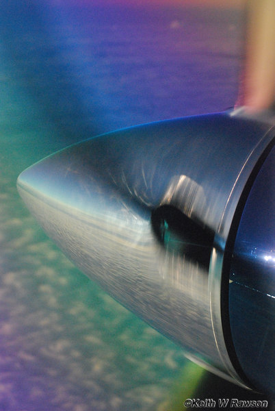 Propellers 'frozen' at 1700 rpm