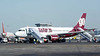 GoAir Airbus A320-200 VT-WAK, Mumbai Chhatrapati Shivaji international airport (BOM / VABB), 19 March 2012