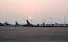 Chennai international airport (MAA / VOMM), 22 March 2012