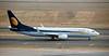 JetLite Boeing 737-800 VT-JLF, Delhi Indira Gandhi international airport (DEL / VIDP), 31 March 2012