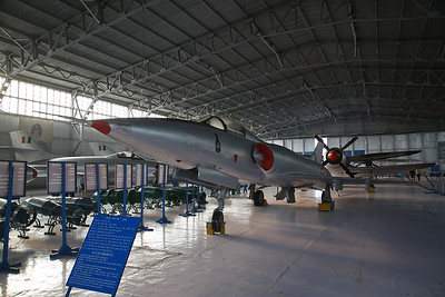 Hindustan Aeronautics HF-24 Marut Mk.1, D-1205 - 06/12/18.
