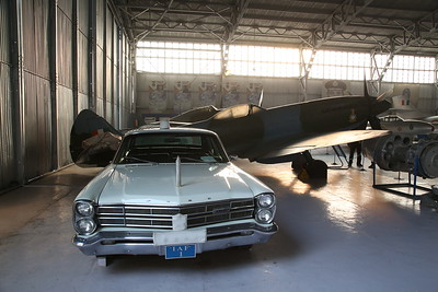 1967 Ford Galaxy, used by Indian AF Air Chief Marshall from 1969 to 1992 - 06/12/18.