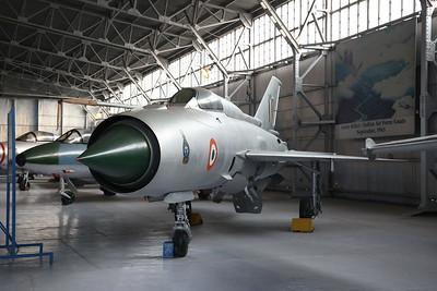 Mikoyan-Gurevich MiG-21FL 'Fishbed D', C-499 - 06/12/18.