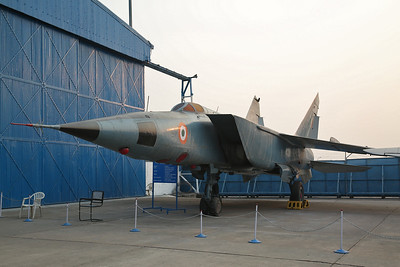 Indian Air Force Museum, Palam, Delhi, 6th December 2018