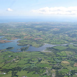 The South end of Strangford Lough
