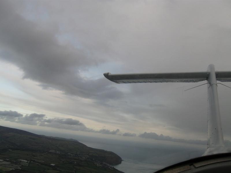 G-RVRL, Isle of Man Snow
